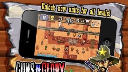 Скриншоты Guns'n'Glory
