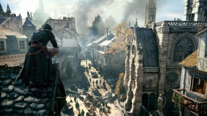 Скриншоты Assassin's Creed Unity