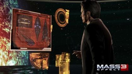 Скриншоты Mass Effect 3