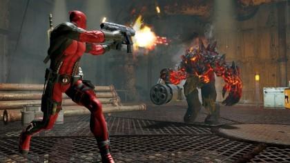 Скриншоты Deadpool