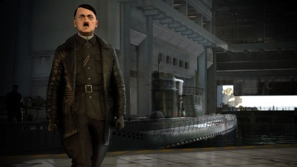 Скриншоты Sniper Elite 4