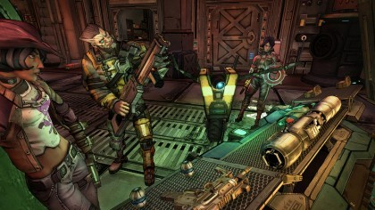Скриншоты Borderlands: The Pre-Sequel