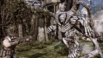 Скриншоты Gears of War 3