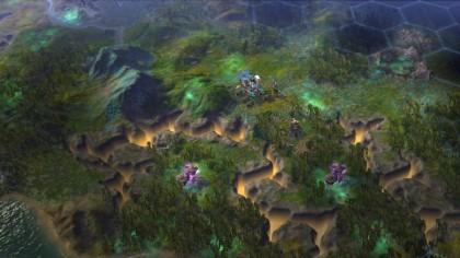 Скриншоты Sid Meier's Civilization: Beyond Earth