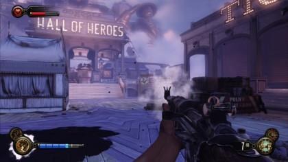 Скриншоты BioShock Infinite
