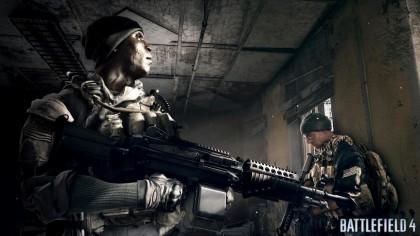 Скриншоты Battlefield 4
