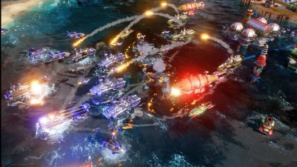Скриншоты Command & Conquer: Red Alert 3