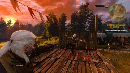 The Witcher 3: Wild Hunt - Hearts of Stone игра
