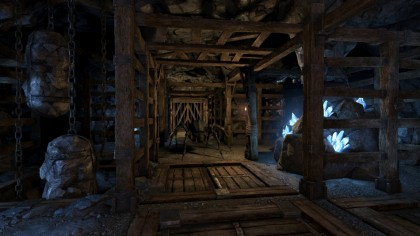 Скриншоты Legend of Grimrock II
