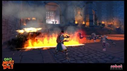 Скриншоты Orcs Must Die!