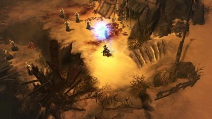 Скриншоты Diablo III