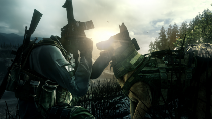 Скриншоты Call of Duty: Ghosts