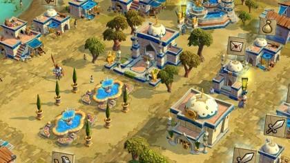 Скриншоты Age of Empires Online