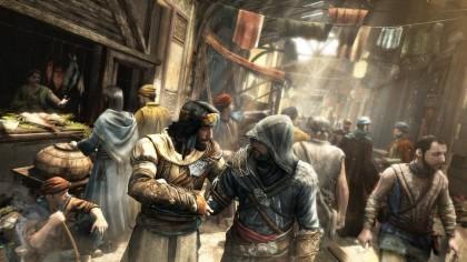 Скриншоты Assassin's Creed: Revelations