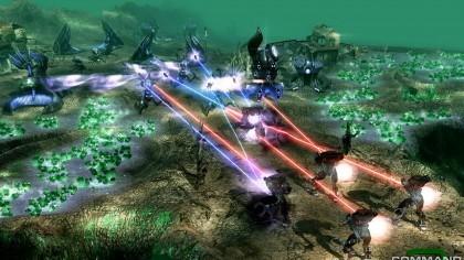 Скриншоты Command & Conquer 3: Tiberium Wars