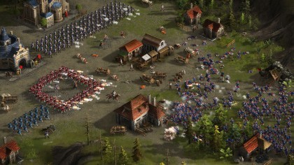 Скриншоты Cossacks 3