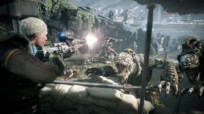 Скриншоты Gears of War: Judgment