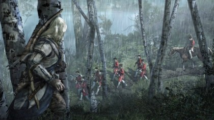 Assassin's Creed III игра