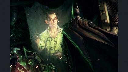 Batman: Arkham Knight скриншоты