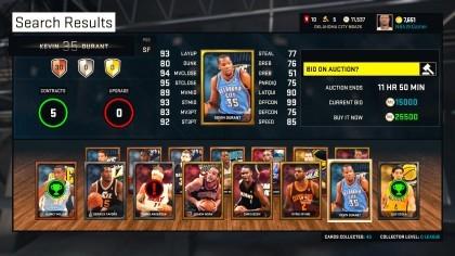Скриншоты NBA 2K15