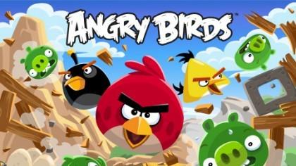 Скриншоты Angry Birds