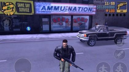 Скриншоты Grand Theft Auto III