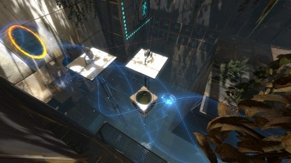 Скриншоты Portal 2