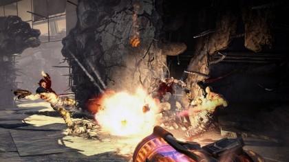 Скриншоты Bulletstorm