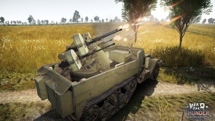 Скриншоты War Thunder