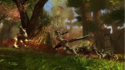 Kingdoms of Amalur: Reckoning игра