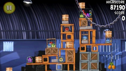 Angry Birds Rio игра