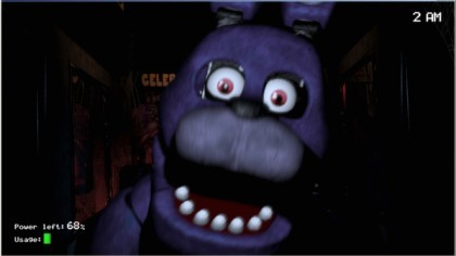 Five Nights at Freddy's игра