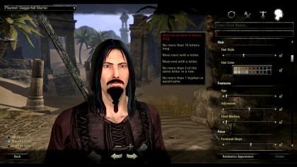 Скриншоты The Elder Scrolls Online
