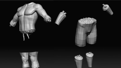 Скриншоты Conan Exiles