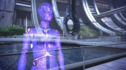 Скриншоты Mass Effect