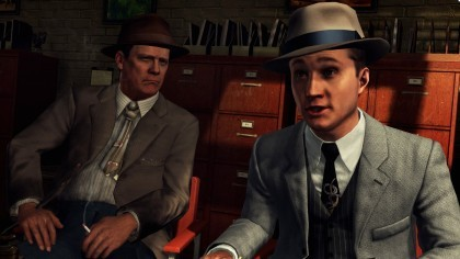 Скриншоты L.A. Noire: The Complete Edition
