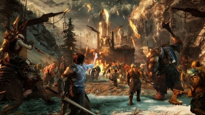 Middle-earth: Shadow of War игра