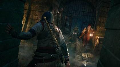 Assassin's Creed Unity игра