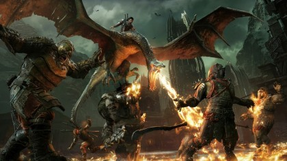 Скриншоты Middle-earth: Shadow of War