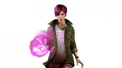 Скриншоты inFamous: Second Son