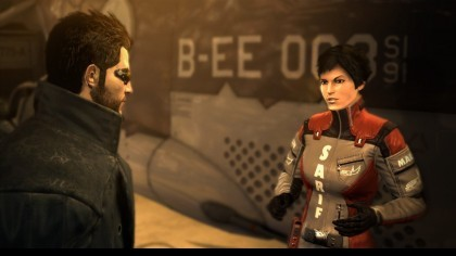 Скриншоты Deus Ex: Human Revolution