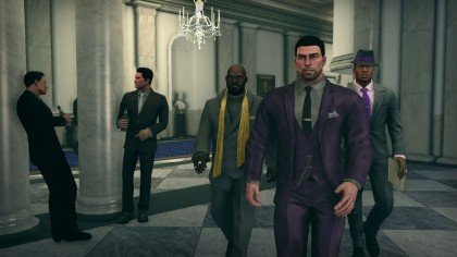 Saints Row IV игра