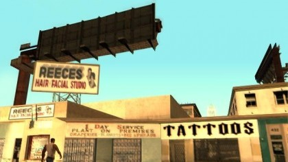 Grand Theft Auto: San Andreas игра