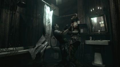 Скриншоты Resident Evil: Remastered