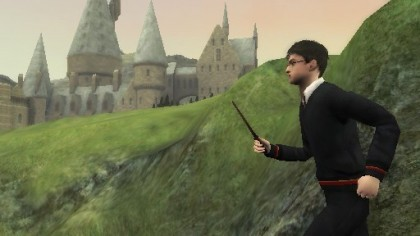 Harry Potter and the Half-Blood Prince игра