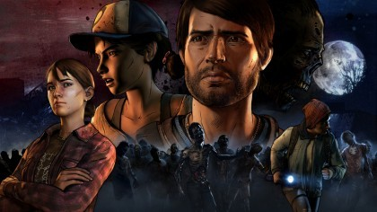 Скриншоты The Walking Dead: The Telltale Series - A New Frontier