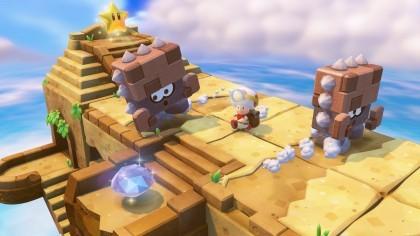 Скриншоты Captain Toad: Treasure Tracker