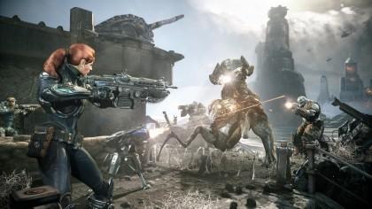 Gears of War: Judgment игра