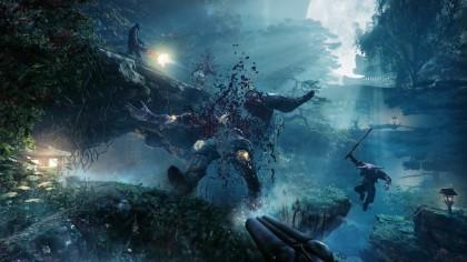 Скриншоты Shadow Warrior 2
