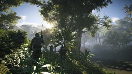 Скриншоты Tom Clancy's Ghost Recon: Wildlands